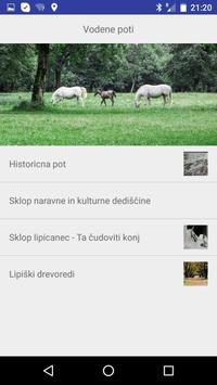 Lipica Guide apk screenshot