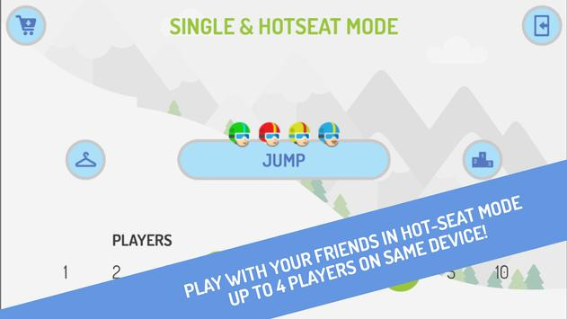 Planica Ski Flying apk screenshot