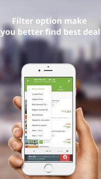TravelAir - Best Price Booking Hotel screenshot 2