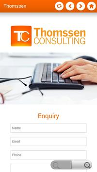 Thomssen Consulting (Demo) apk screenshot