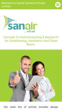 SanAir Systems poster