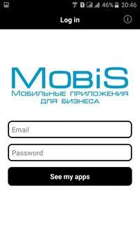 Mobis App poster