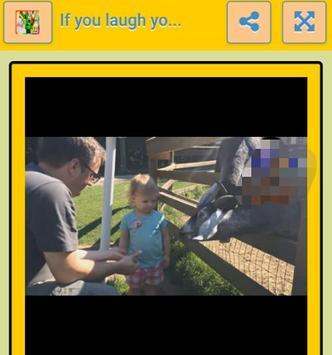 If you laugh you lose apk screenshot