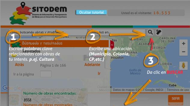 Sitodem Coahuila screenshot 1