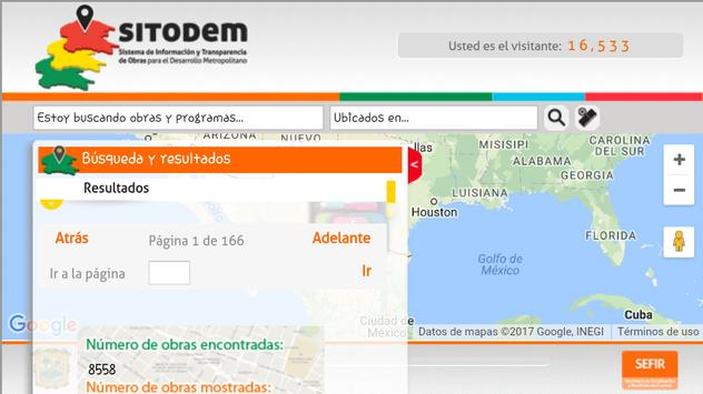 Sitodem Coahuila screenshot 7