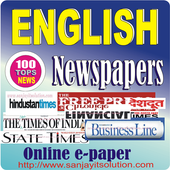 English Newspapers icon