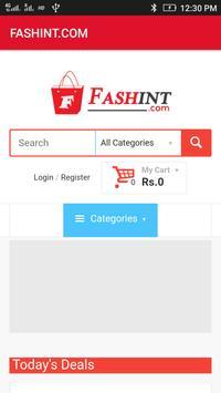 Fashint.com Online Shopping App 2017 apk screenshot