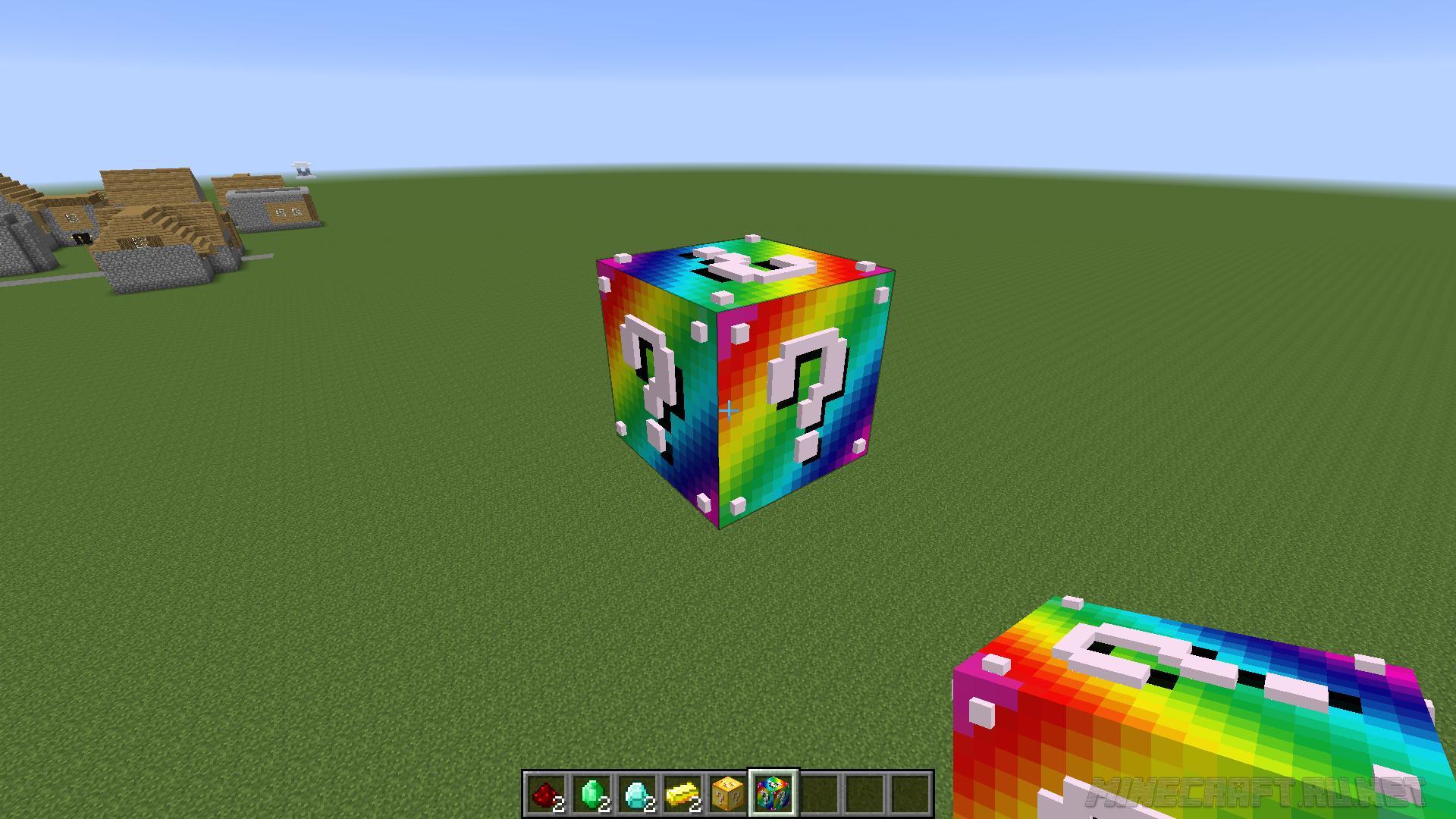 мод на спиральные лаки блоки в майнкрафт 1 7 10 #10