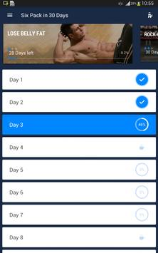 Six Pack in 30 Days screenshot 11