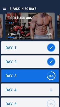 Six Pack in 30 Days screenshot 1