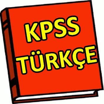 KPSS Türkçe Konu Anlatımı poster