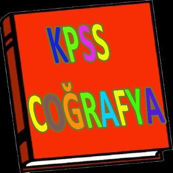 KPSS Coğrafya Konu Anlatımı poster
