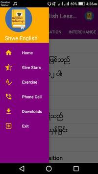 Shwe English Lessons screenshot 3