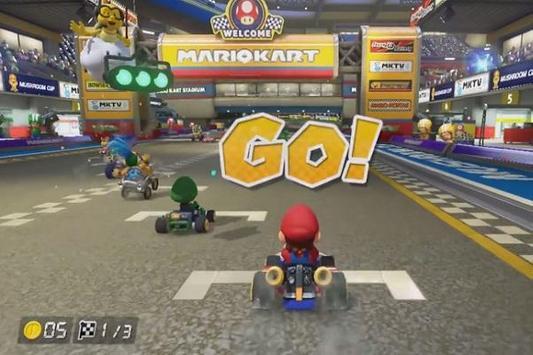New Mario Kart 8 Tips poster