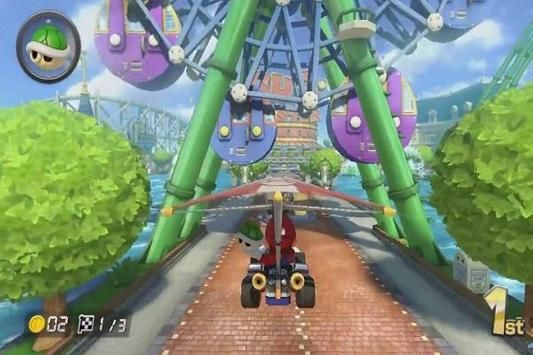 New Mario Kart 8 Tips apk screenshot
