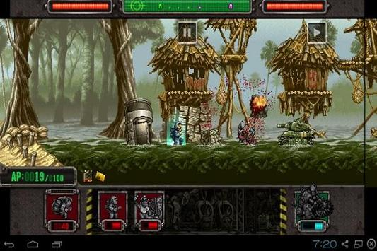 New Metal Slug Defense Tips apk screenshot