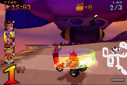 New Crash The Racing Tips apk screenshot