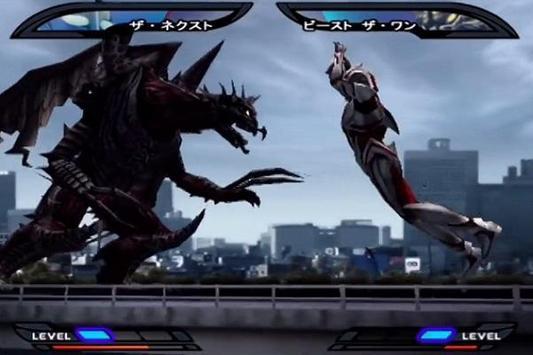 Best Ultraman Nexus Tips poster