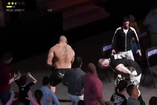 New WWE 2k17 Tips apk screenshot