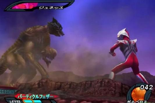 Guide Ultraman Nexus apk screenshot