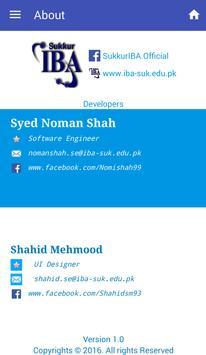 Sukkur IBA CMS App screenshot 4