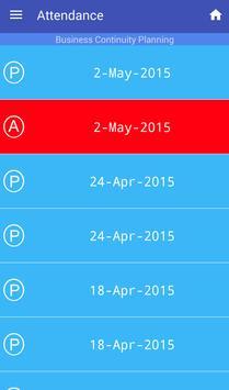 Sukkur IBA CMS App screenshot 2