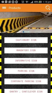 Traffic furnitures & printing screenshot 1