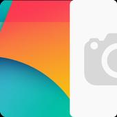 Swipe Cam icon
