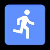 Navigation Alpha icon