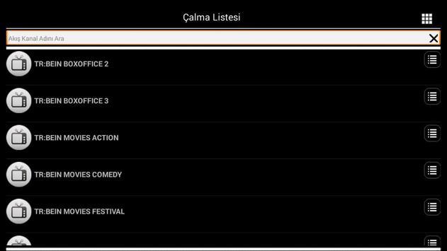 Sifresiztv Ace IPTV screenshot 4