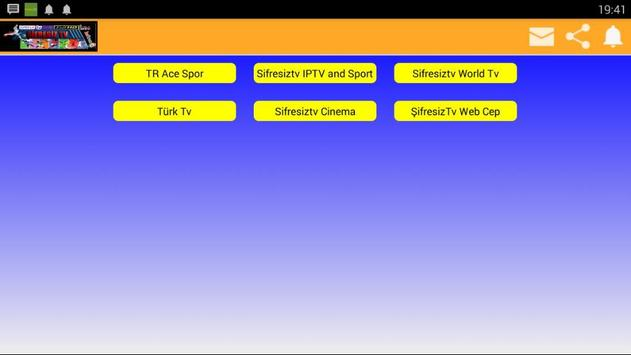 Sifresiztv Ace IPTV screenshot 5