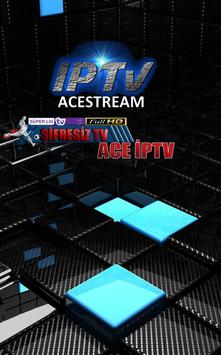 Sifresiztv Ace IPTV poster