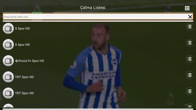 Sifresiztv Ace IPTV screenshot 1