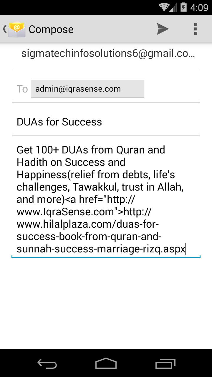 Islamic Duas for Success for Android - APK Download