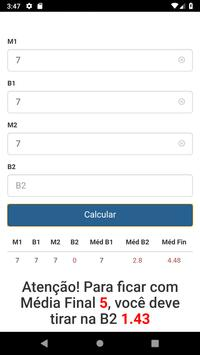 Metrocamp Calculo Media screenshot 1