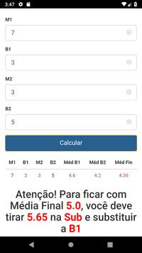 Metrocamp Calculo Media screenshot 2