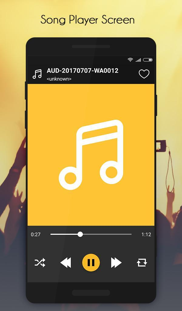 Musiclix - Free Music Player Mp3, Audio Player for Android