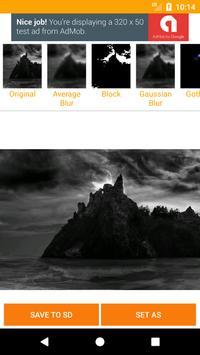 Spooky Wallpaper HD apk screenshot