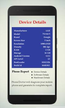 Phone Doctor screenshot 3