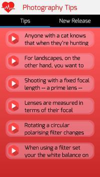 Photography  Tips screenshot 3