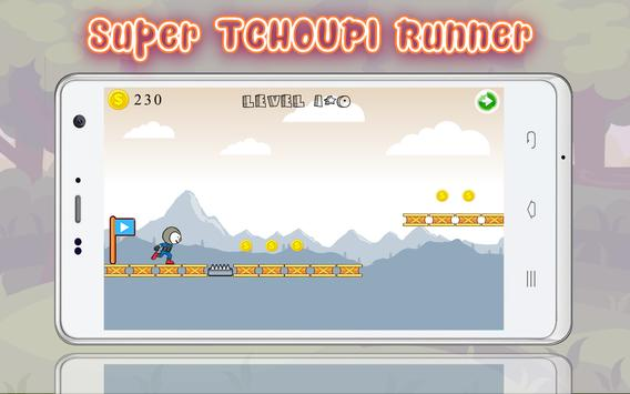 super tchoupe runner apk screenshot