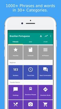 Learn brazilian portuguese apk download free travel local app learn brazilian portuguese poster m4hsunfo