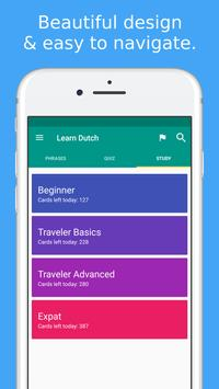 Simply Learn Dutch apk screenshot