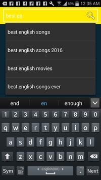 Mp3 Music Free Download apk screenshot