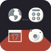 Simple Arctic Style Icon Pack icon