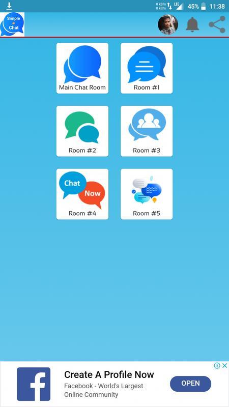 Simple Chat para Android - APK Baixar