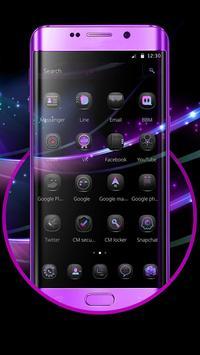 Simple Black Theme screenshot 1