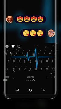 Simple ECG Keyboard poster