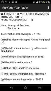 UPTU CS/IT Papers screenshot 5