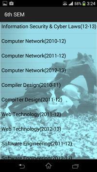 UPTU CS/IT Papers screenshot 2